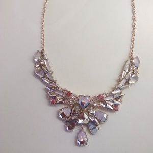 Betsey Johnson New Pink/Heart Necklace